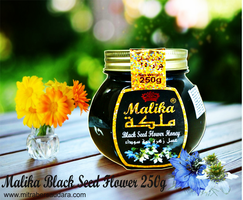 Mitra Bersaudara adalah distibutor Madu Malika Acacia Black Seed Natural, Minyak Zaitun Afra, Selva, Al-Amir, Orkide, Sari Kurma Tala